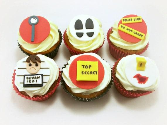 Vegan Edible Cake Decorations