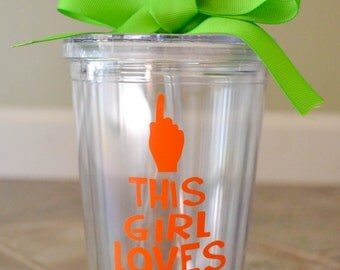 Green Smoothie 16oz Tumbler