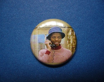 J J From Good Times Button Or Magnet 1 Quot One Inch Pin