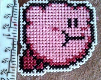 Kirby - Kirby in flight