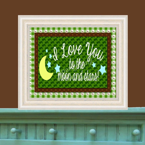Items Similar To John Deere Baby Shower Gift Nursery Decor