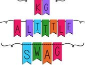 KG A Little Swag Font (Commercial License for One User)