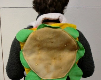 Steven Universe Cheeseburger Backpack (Functional, and Great for Cosplay!) - For TEENS / ADULTS!