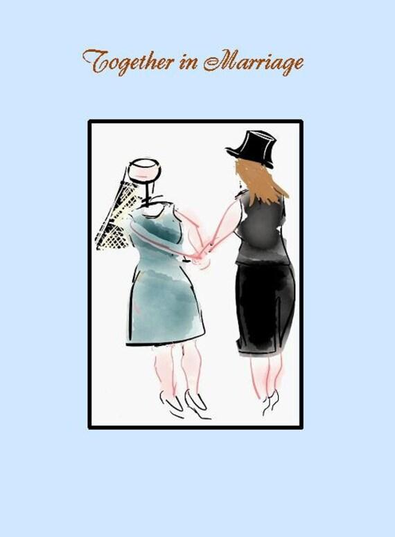 gleichgeschlechtliche Ehe - Deutsch-Italienisch