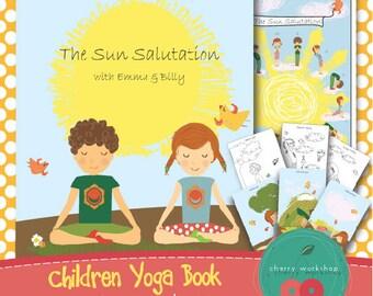 popular items for kids yoga on etsy