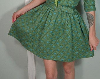 R & K Originals 50s Swing Dress