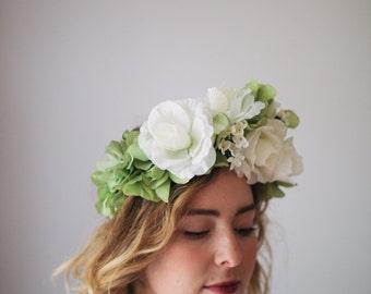 Large Flower Crown