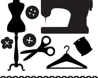 Sew Together SVG Files