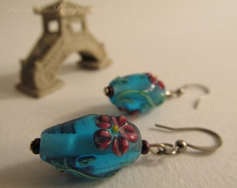 3155 - Earrings Murano Glass