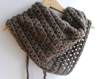 Shawl, cowl, scarf, crochet