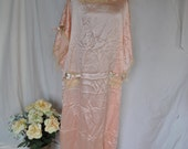 Reserved for shellhunter365 Honey's 20's Pink Nightgown