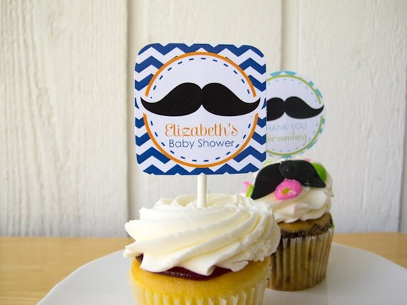 to printable mustache themed baby shower little man baby shower