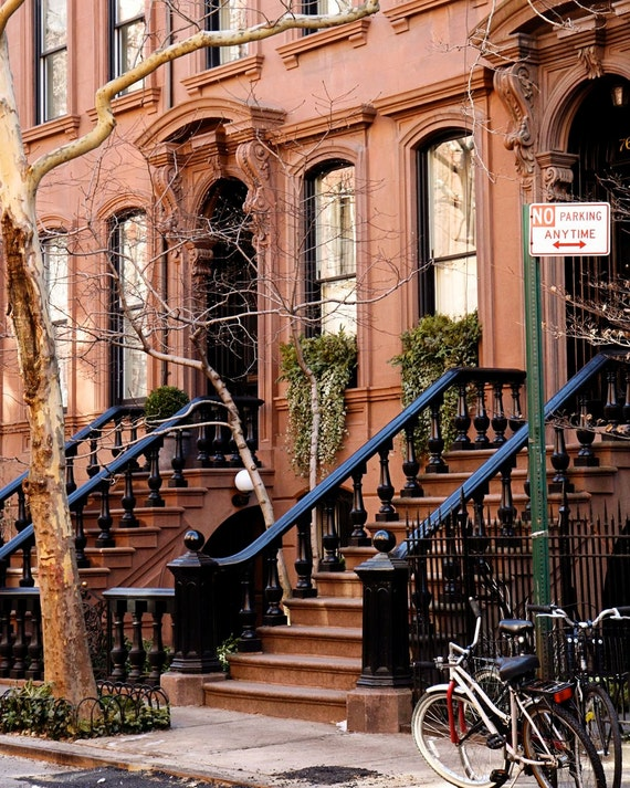 New York City Photography West Village Photo Urban Home