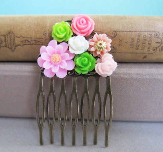 https://www.etsy.com/listing/160585410/pink-wedding-hair-comb-bridal-head-piece
