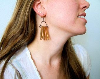 Spines - earrings