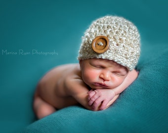 boys hat, baby hat, baby boy hat, newborn hat, newborn baby hat, newborn boy hat, button hat