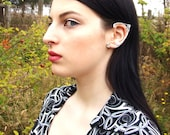 RESERVED Elf Ear Wraps Matched Pair Wire Ear Cuff Ear Cuff Fantasy Ear Cuff LARP Cosplay Costume Ren Faire