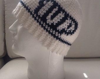 Crochet 1up Beanie