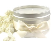 Kettle Corn Fall Scented Candle 8oz Candle Tin
