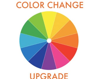 Color Change Upgrade