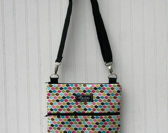 Padded Apple iPad Sling Bag- Lucy