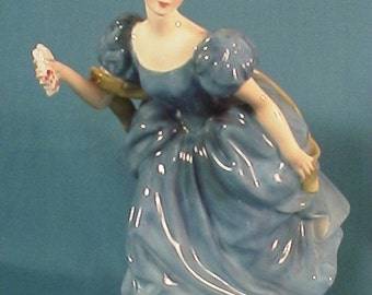 Rhapsody, HN2267, Vintage Royal Doulton figurine