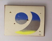 Luna Y Sol Day Card 2013