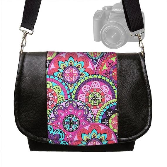 Lastest Cherry Blossom Digital Slr Camera Bag For Women Nikon Dslr