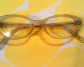 Glitter Cat's-Eye Glasses - The Perfect Summer Sparkle