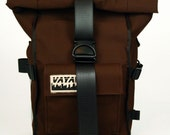 Solid Canvas Pannier/Backpack Hybrid