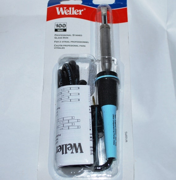 Weller 100 watt - W100PG Temperature Controlled Soldering Iron  has NO NEED for Temp. Control Unit.