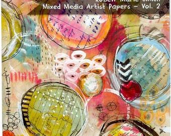 Mixed Media Artist Papers Vol. 2