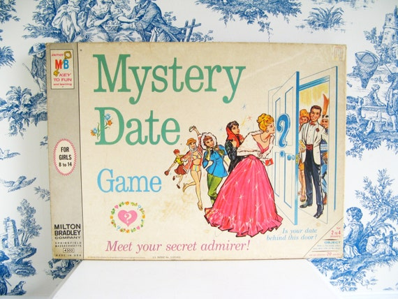 Dating board game