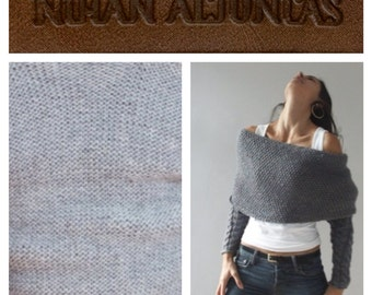 Knit.thing 03 - Grey - READY TO SHIP