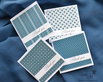 Notecard - Elegant Set 002
