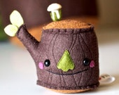 Pincushion- Mr Tree Stump Plush