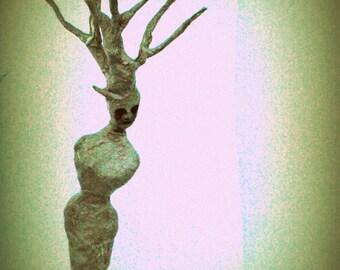 tree spirit print