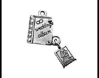 Wedding Album Charm