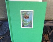 Journal - Large Lined with Inset Snail Lithograph