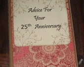 Journal Moleskine ruled Notebook Advice For The 25th Anniversary