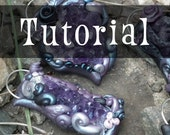 TUTORIAL: Amethyst & Clay...