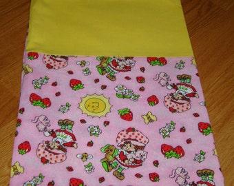 Strawberry Shortcake Standard Size Pillowcase