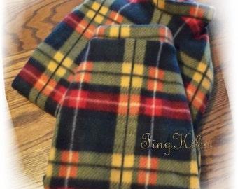 OLD ENGLISH PLAID Classic Dog Coat/Sweater (xxxs-xxs-xs-s-m-l) or Choose Any Plaid