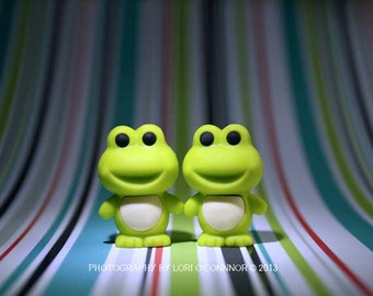 Froggies - Photograph - Various Sizes