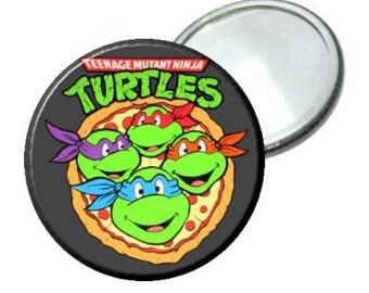 Mirror - Teenage Mutant Ninja Turtles TMNT -pizza B