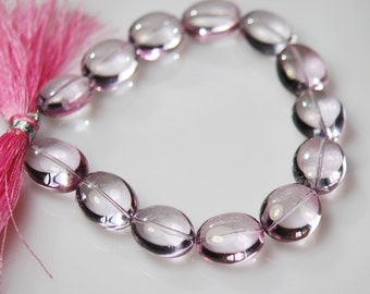 Pink smooth ovals WHOLESALES 18.00