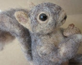 Needle Felted Fall Friend- Reserved for Caroline