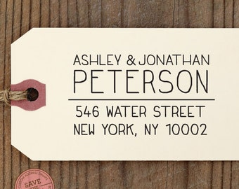 CUSTOM ADDRESS STAMP with proof from usa, Eco Friendly Self-Inking stamp, rsvp address stamp, custom stamp, custom address stamp stamper 95