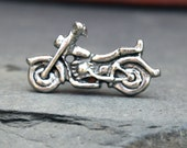 Tie Tack - Motorcycle