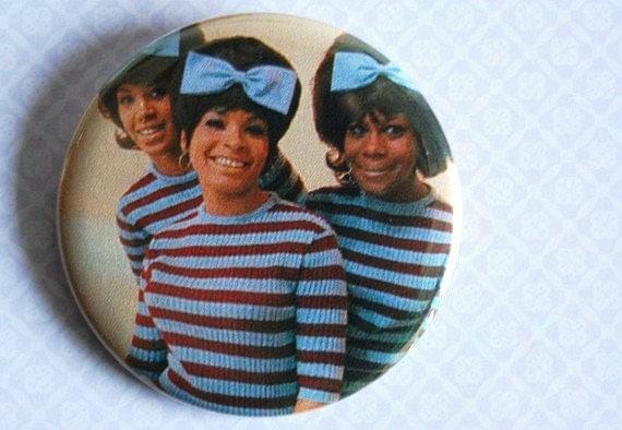 Marvelettes Pocket Mirror